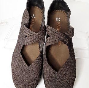 bernie mev. Shoes - Bernie Mev Cleopatra Wedge Bronze Euro Size 41